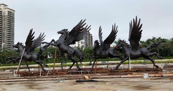 三沙雕塑艺术