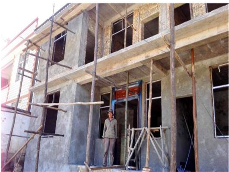 江西房屋抗震檢測機構 房屋結構抗震性能檢測項目