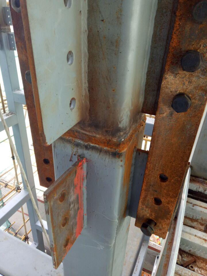 麗水鋼結構安全鑒定