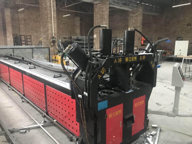 临沂液压全钢爬架冲孔机厂家定制