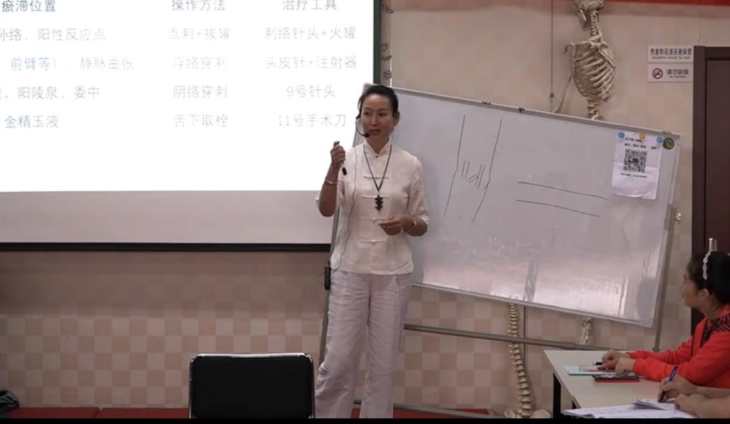 杭州落藏腹针疗法培训