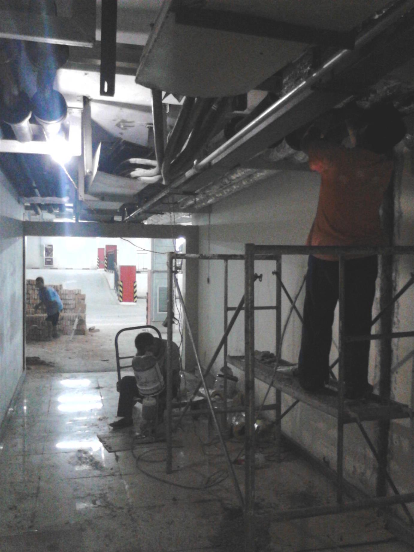 管廊渗漏水治理费用