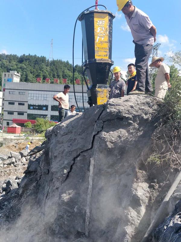 邯鄲洞內采礦液壓劈石機型號