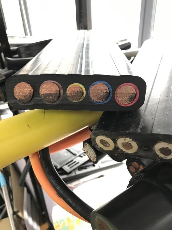 上海扁平电缆型号