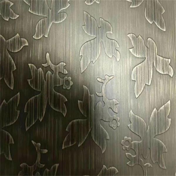 不锈钢装饰板厂家