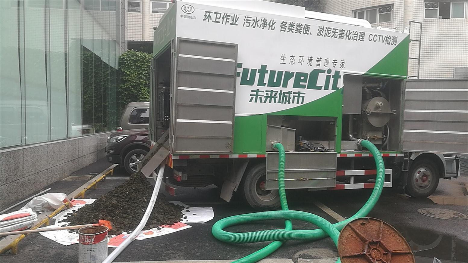 荆州吸粪车生产