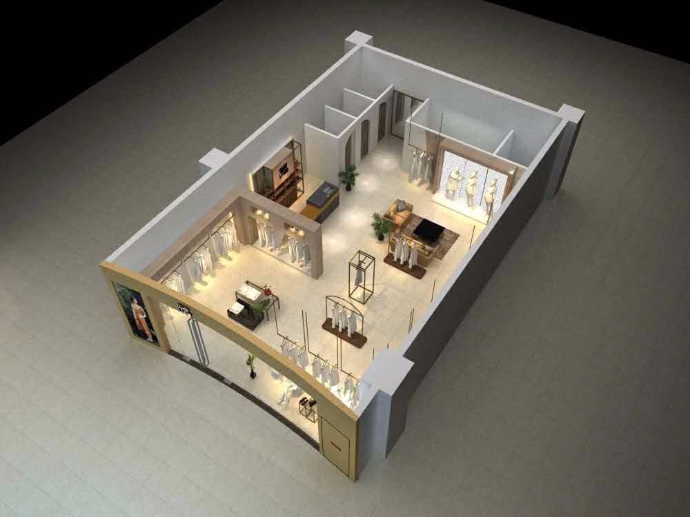 儋州展柜定制 展示柜設計