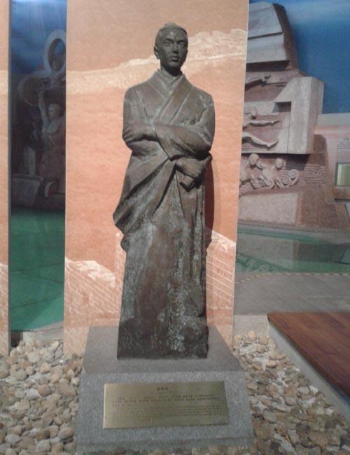 三明博物馆雕塑