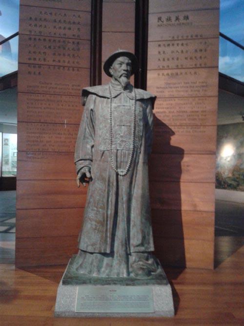 福州博物馆浮雕生产