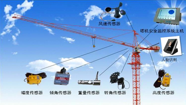 济南塔机吊钩可视化厂家