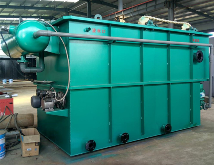 屠宰污水处理设备处理效果