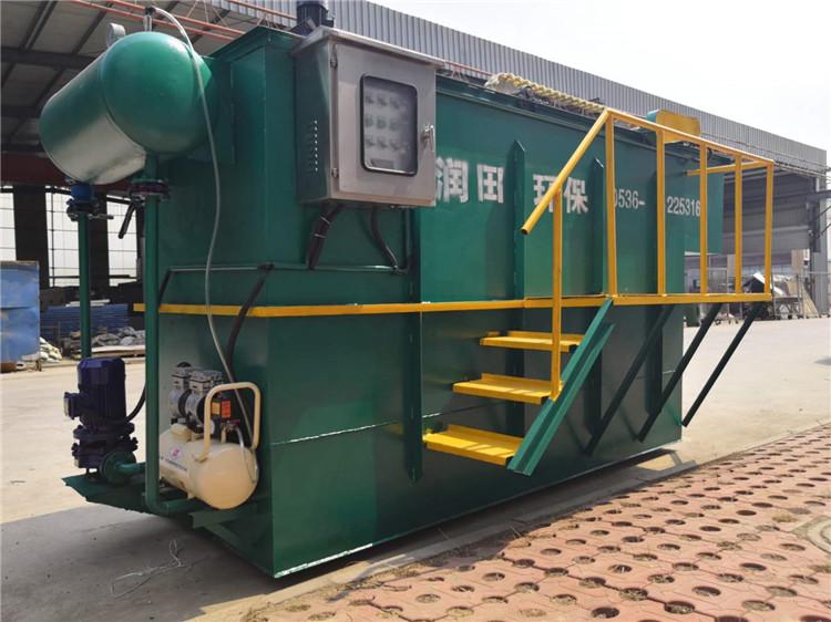 宰猪废水处理设备操作方法
