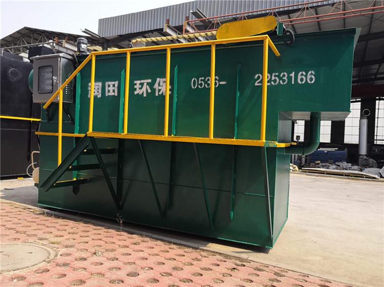 宰猪废水处理设备操作规范