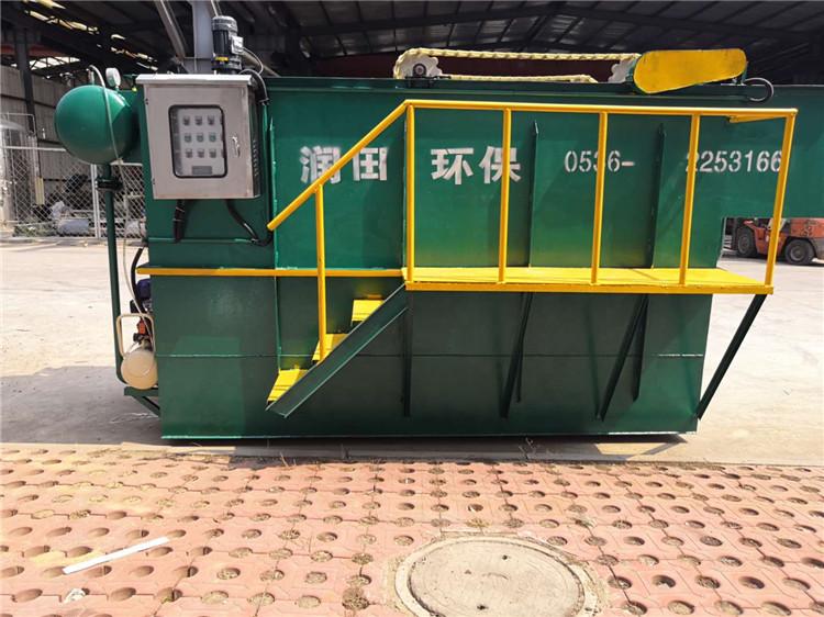屠宰污水处理设备操作规范
