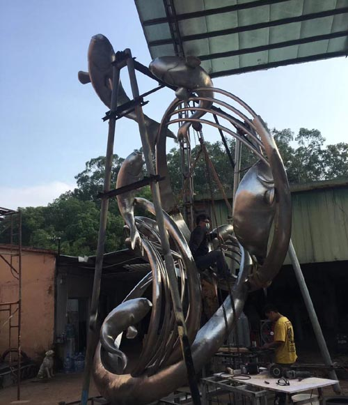 阳江雕塑厂家