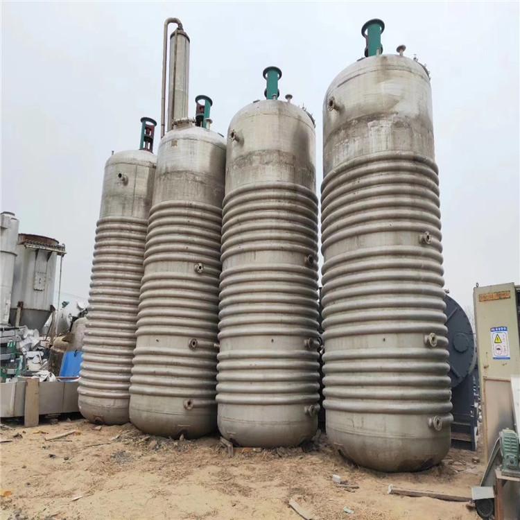天津二手3吨高压反应釜价格