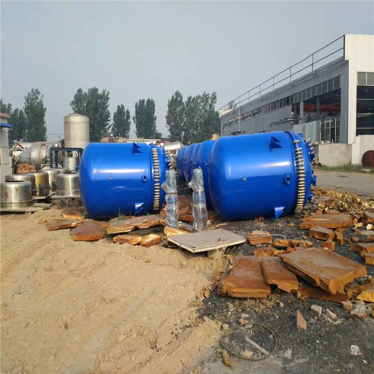 武汉二手2吨高压反应釜价格
