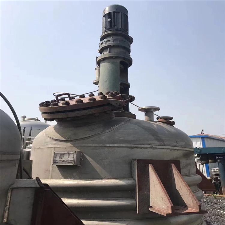 重庆二手10吨反应釜厂家