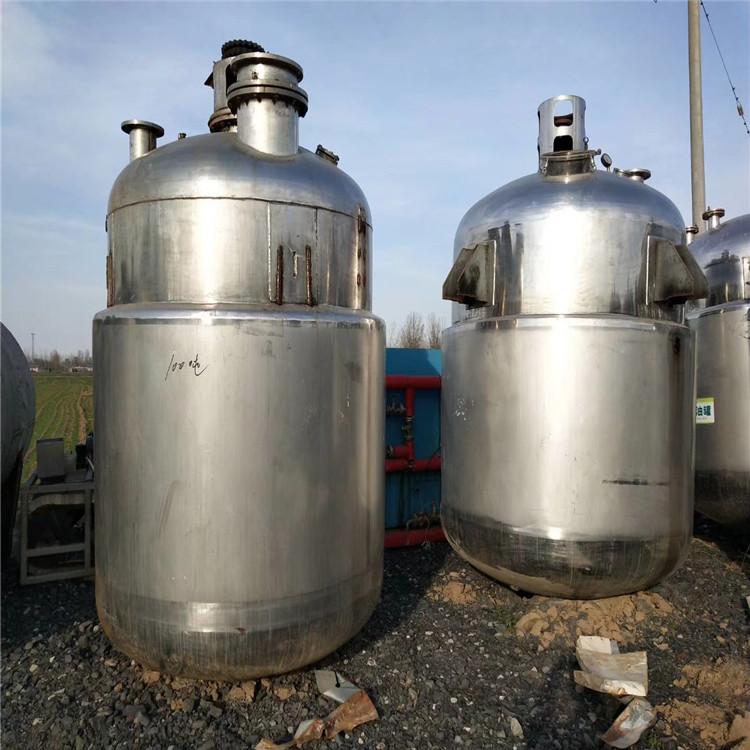 天津二手15吨反应釜价格