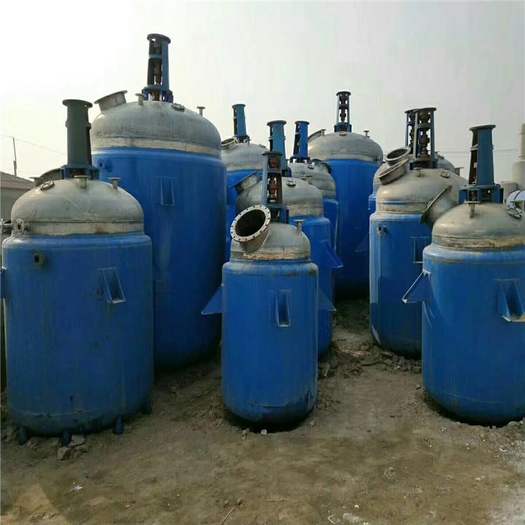 杭州二手5立方反应釜供应商