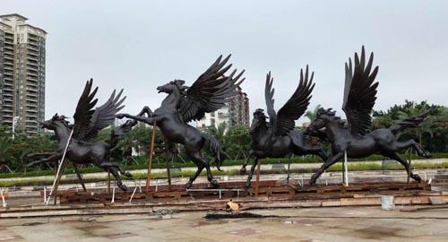 九江广场雕塑厂