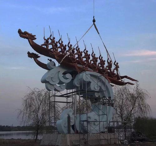 厦门广场雕塑厂家