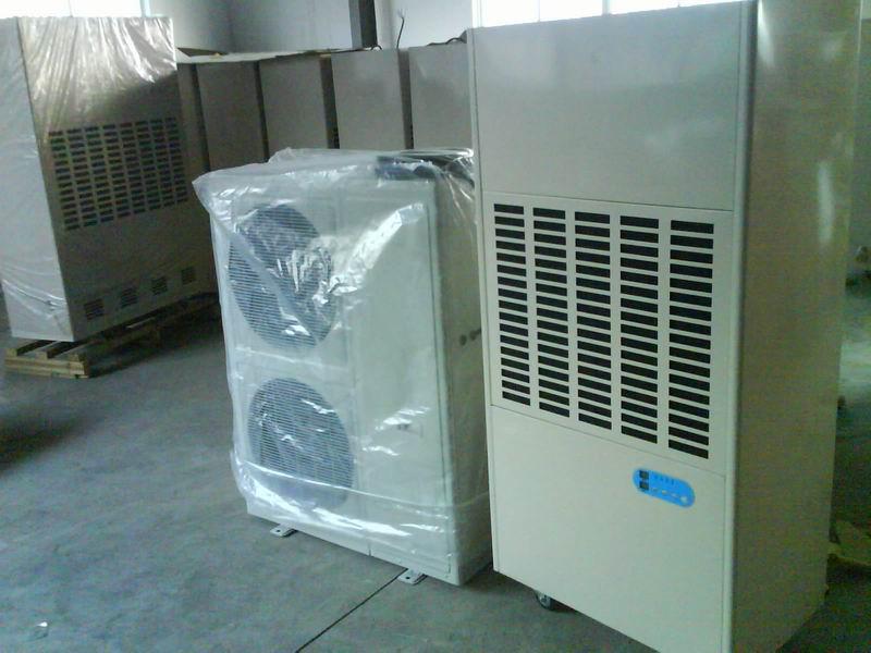 黄冈风冷调温除湿机