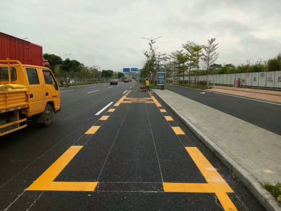 襄阳道路交通标线施工厂家