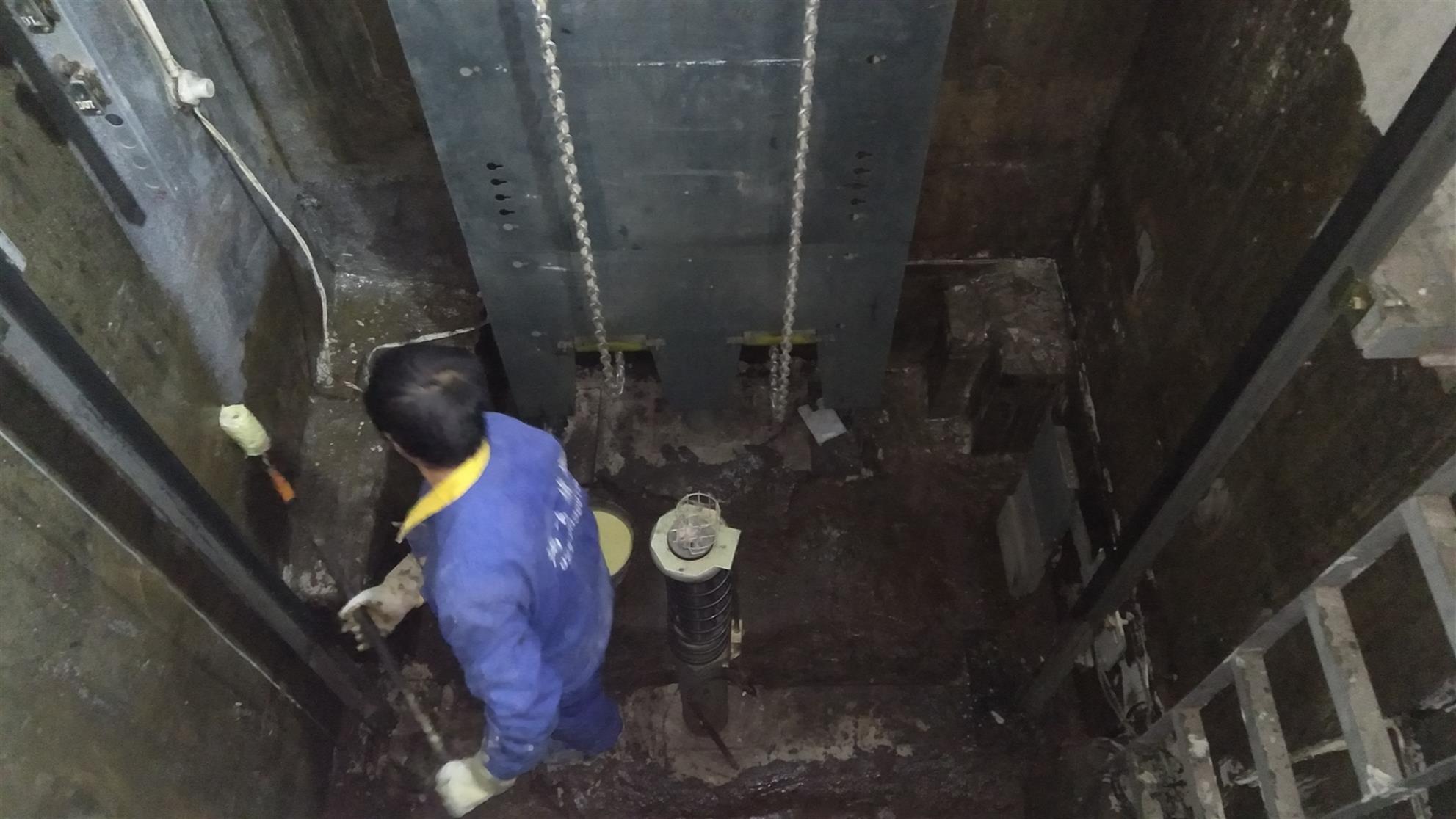 商洛专业电梯井防水