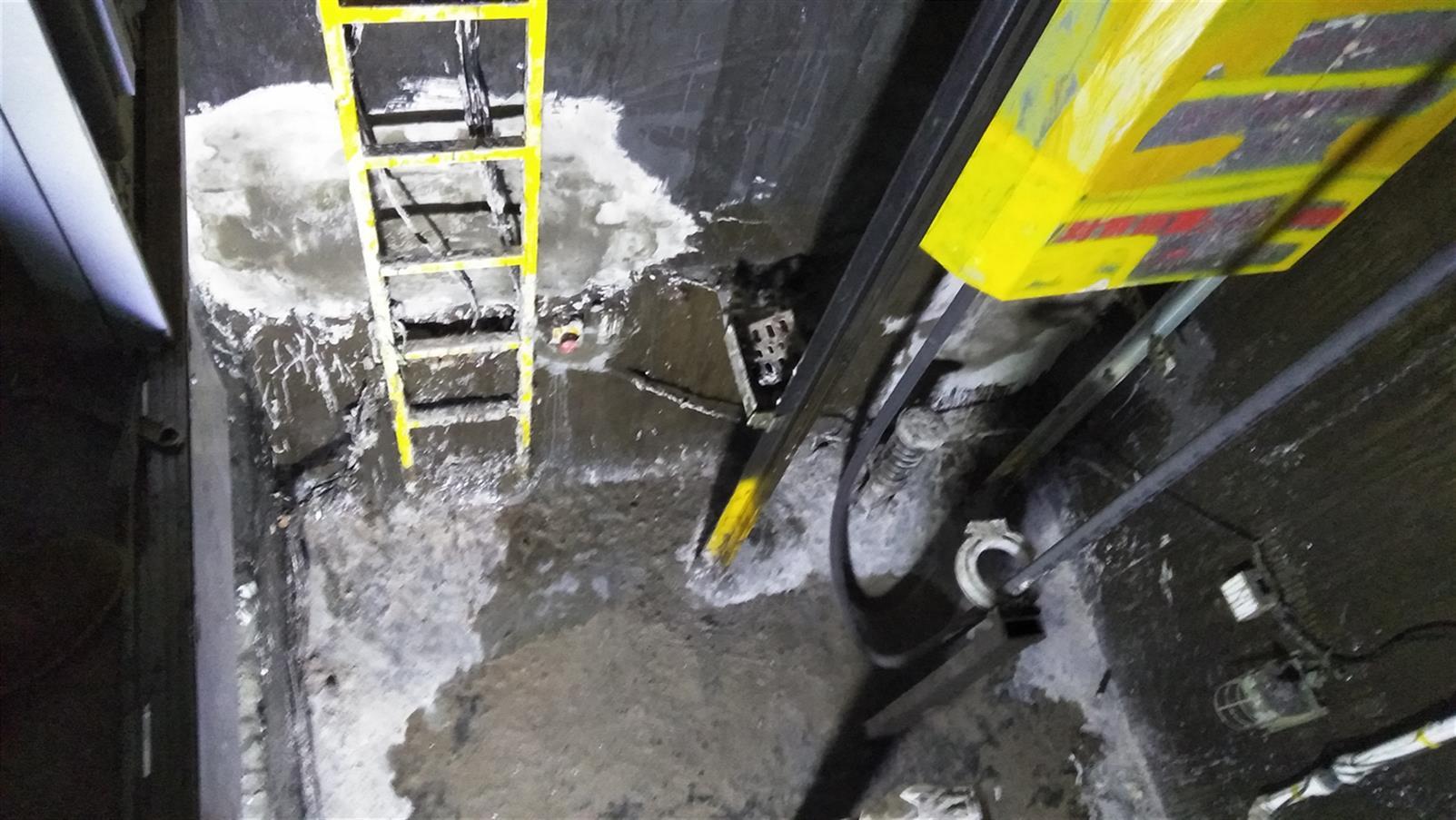 宾馆电梯井防水方案