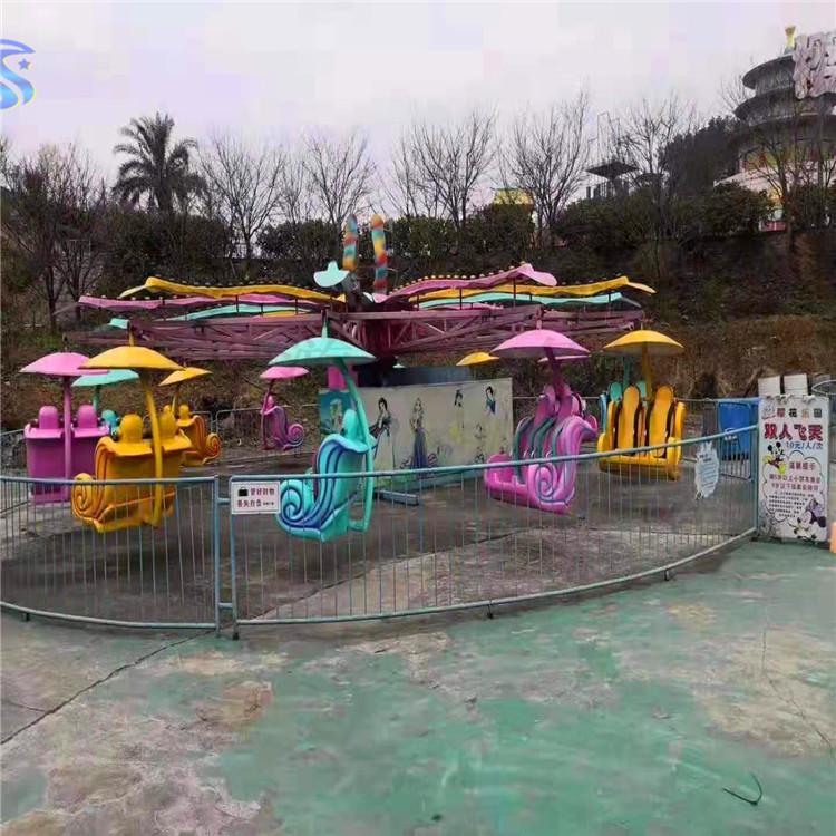 株洲生态园游乐设备