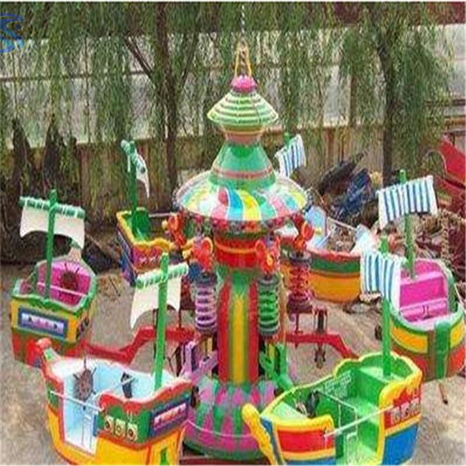 海南广场游乐设备