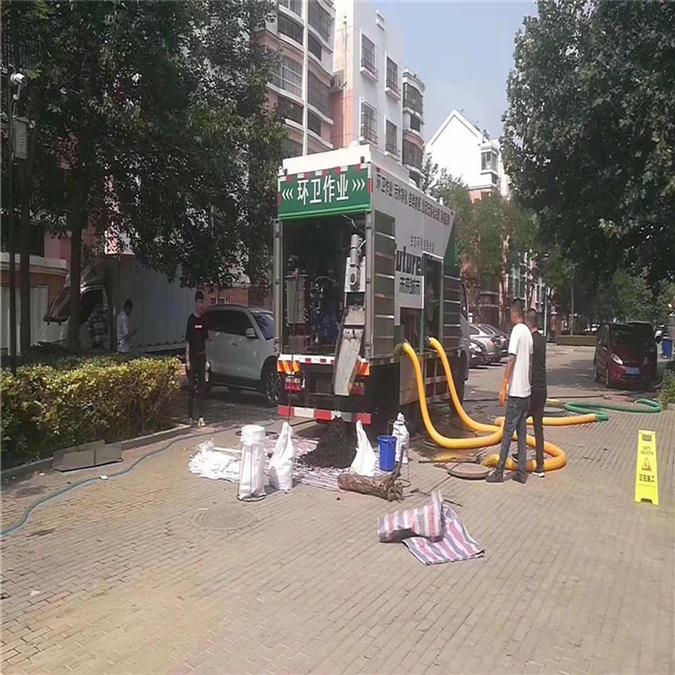 天津环保吸污车厂