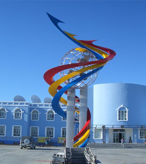 海南金属雕塑厂