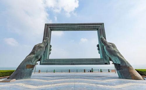 中山广场雕塑生产