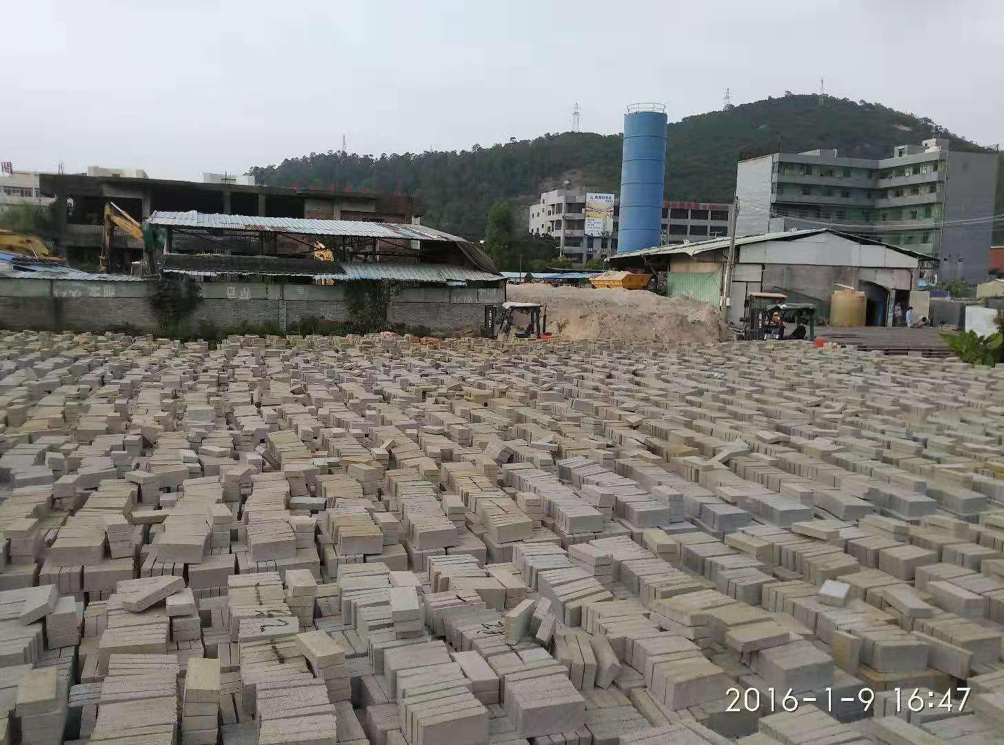 珠海市水泥砖厂
