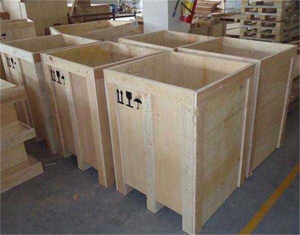 东莞出口木箱加工