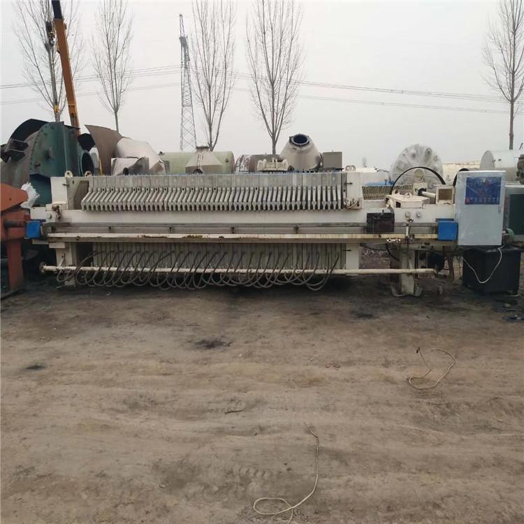 上海二手250平方隔膜压滤机