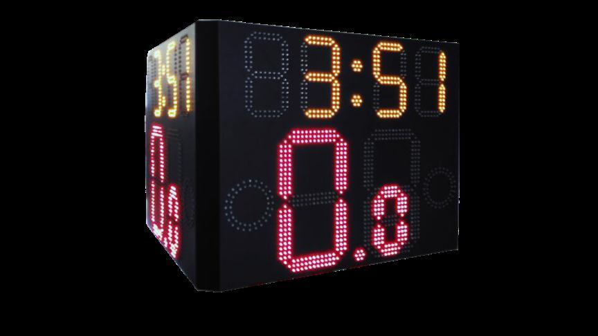 北京星奥排球计时记分系统