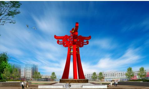 湖南广场雕塑定做