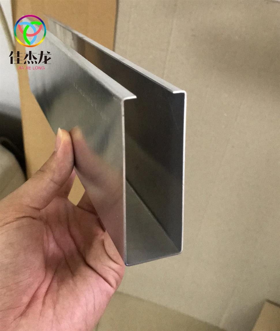 九江铝方通木纹吊顶