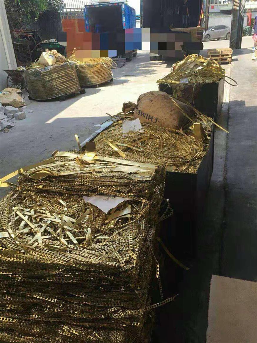 江西回收铜沙加工