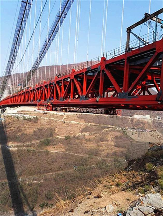 深圳铝合金桥检车