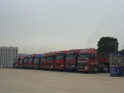 成都到柳州市货运公司