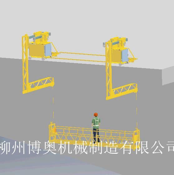 桥梁灯管安装设备