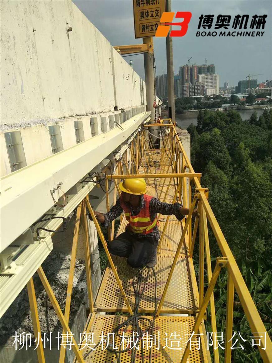 广州桥底检修车