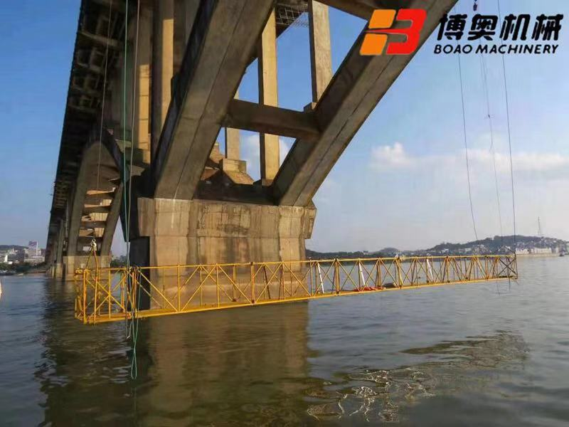 济南桥梁检测车