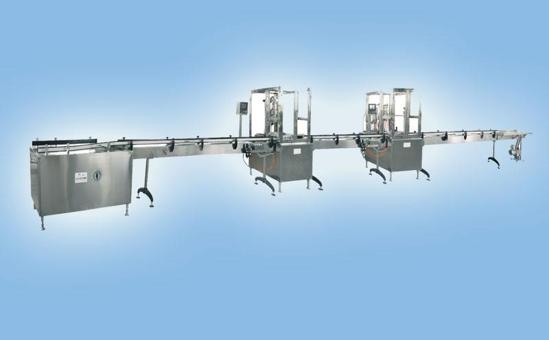 农药润滑油包装机型号