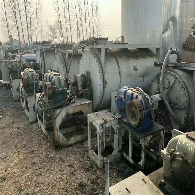 杭州二手10立方耙式干燥机报价