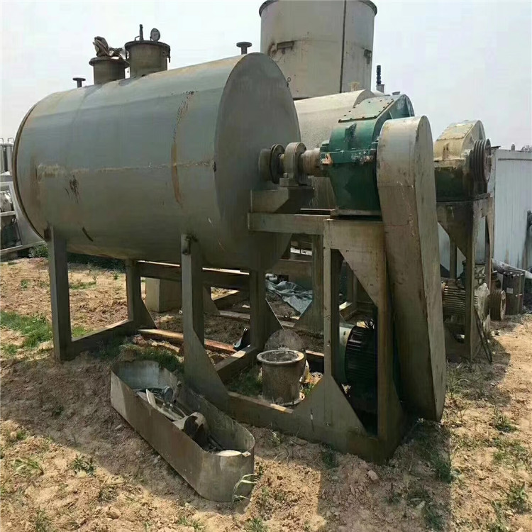 宁波二手3000L耙式干燥机供应商